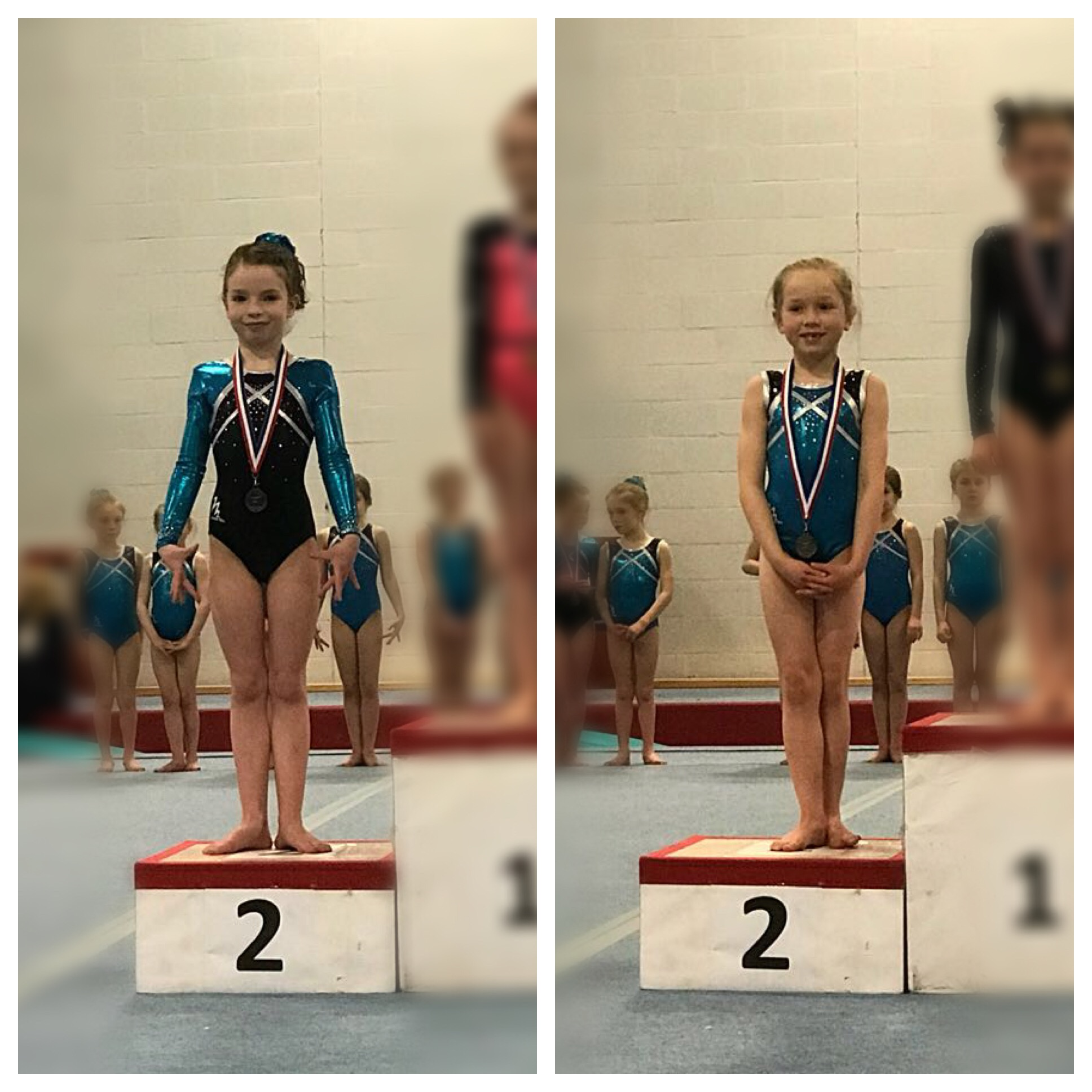 1East Midlands Grade medals 2018
