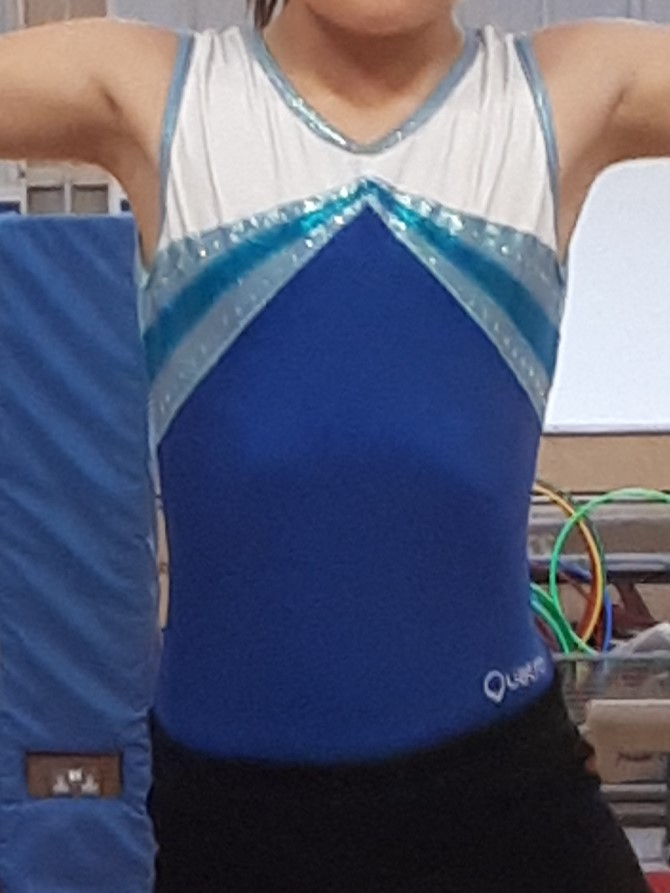 Acro Competition Leotard