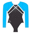 GFA Long Sleeve Competition Leotard